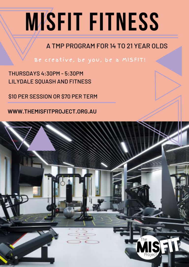 TMP Weekly Programs