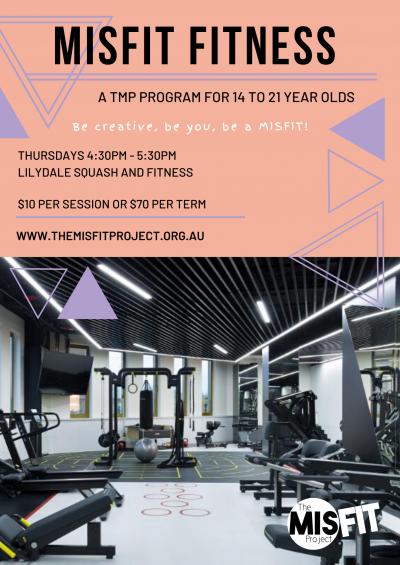 TMP Weekly Programs